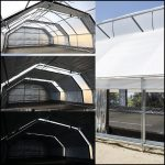 Automated Light Deprivation Greenhouse