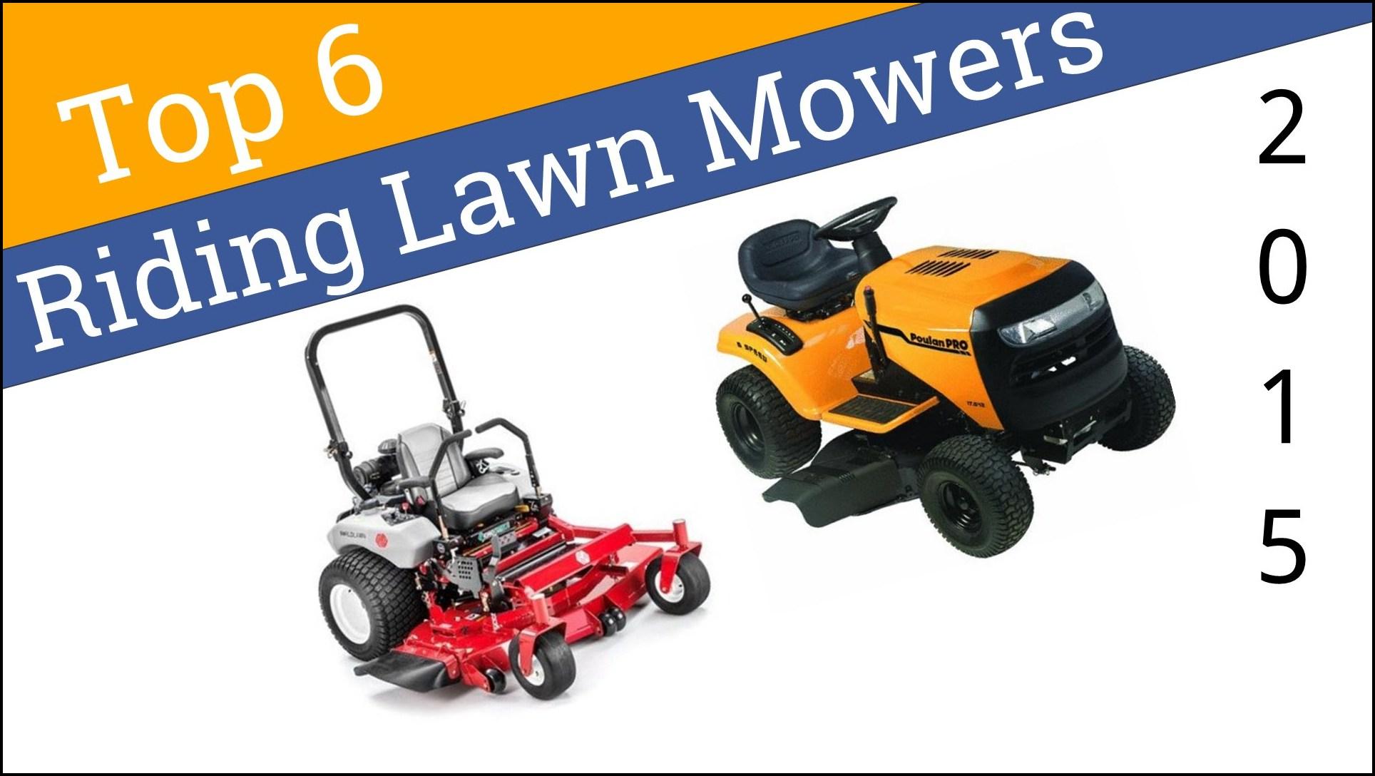 Best Lawn Mower 2015