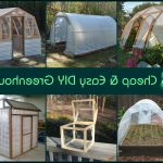Cheapest Way To Build A Greenhouse