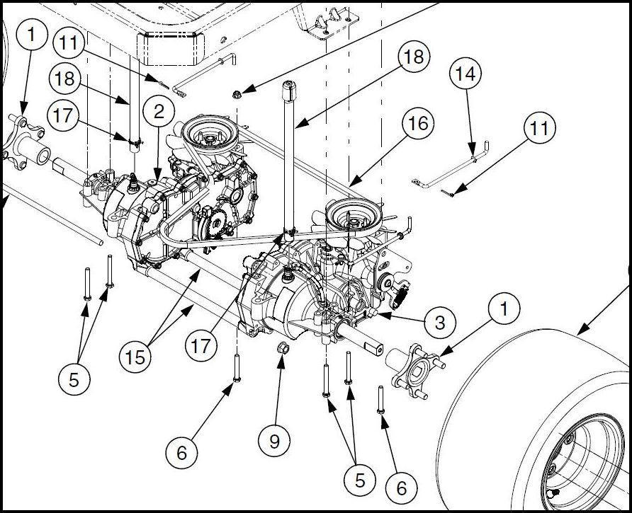 Cub Cadet Zero Turn Parts Diagram.Cub Cadet Zero Turn Parts The Garden