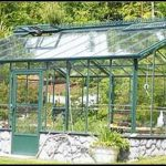 Glass Greenhouses For Sale