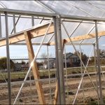 Harbor Freight Greenhouse Improvements