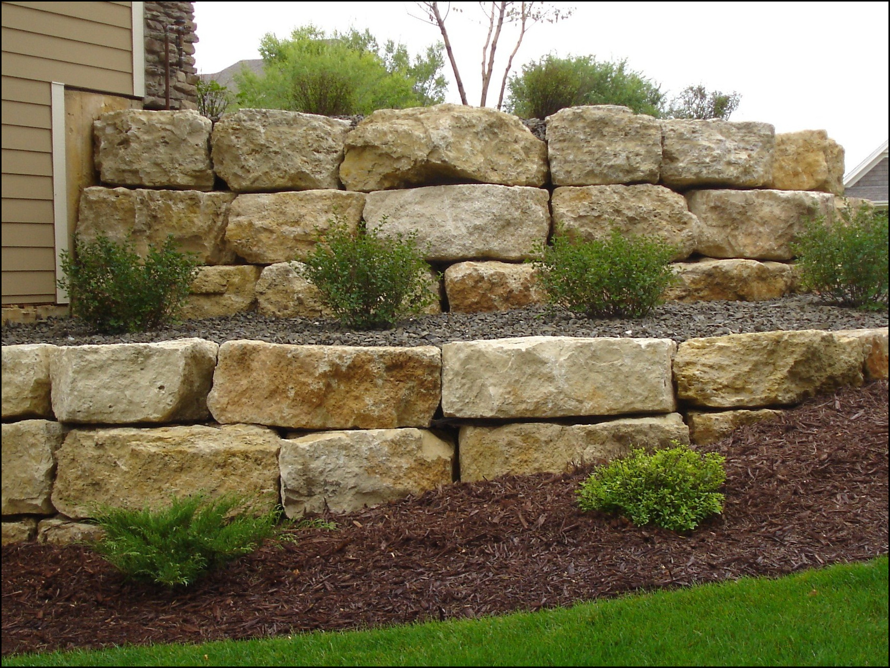 How Much Do Landscape Boulders Cost The Garden