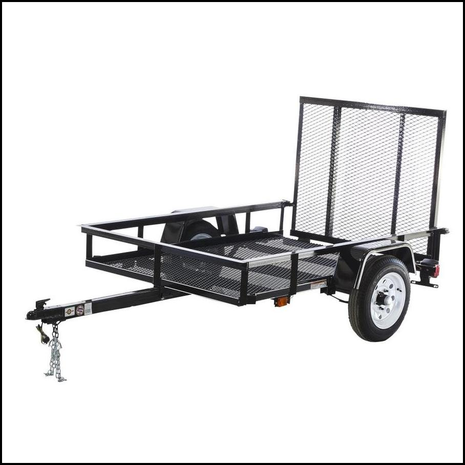 Lawn Mower Trailer Lowes
