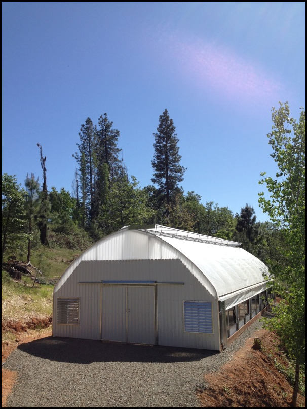Light Dep Greenhouse For Sale