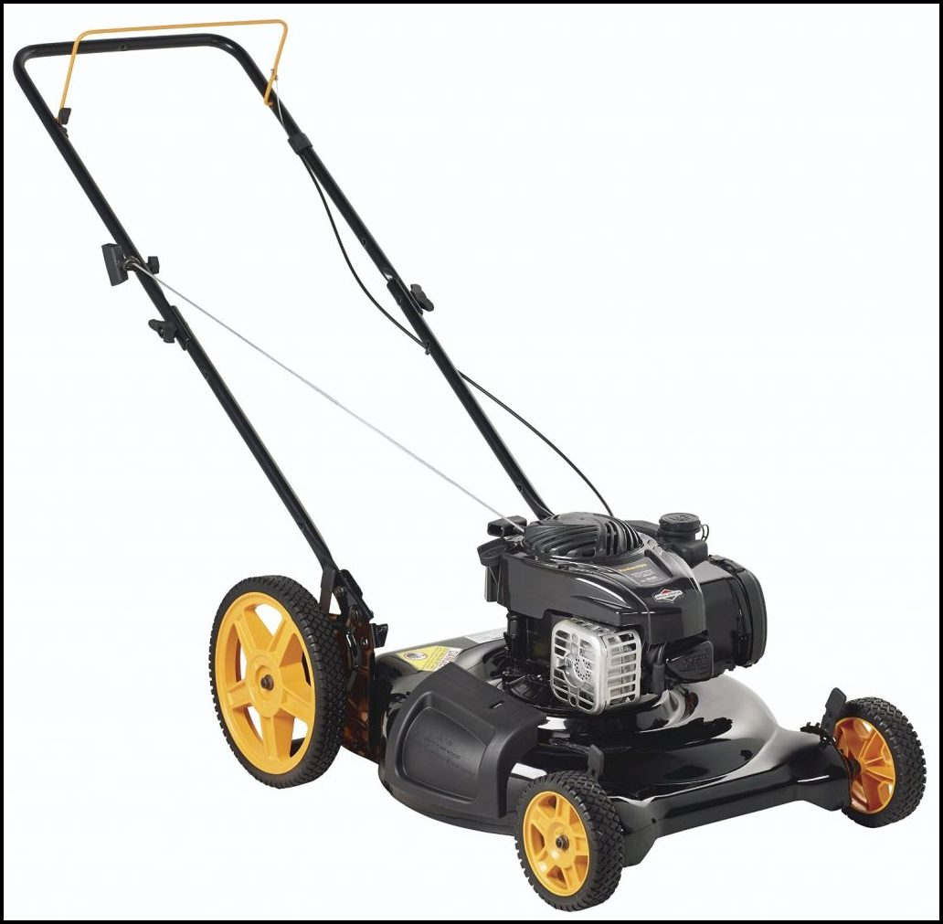Poulan Lawn Mower Reviews