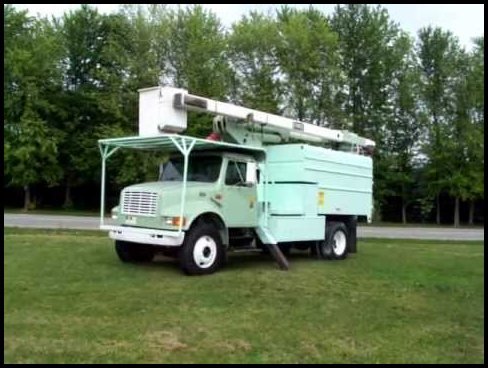 Tree Service Trucks For Sale