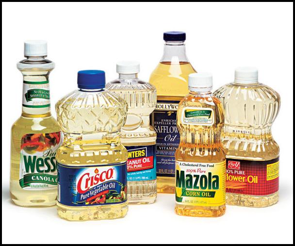 Canola Oil Vs Vegetable Oil