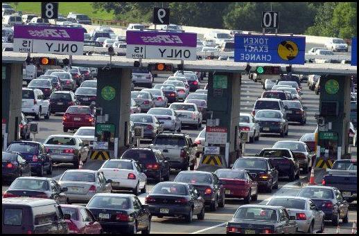 Garden State Parkway Traffic