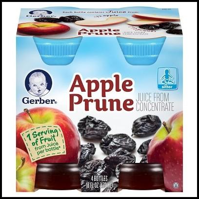 Prune Juice For Babies