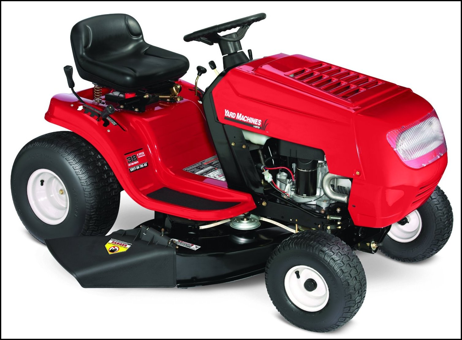 Riding Lawn Mower Brands
