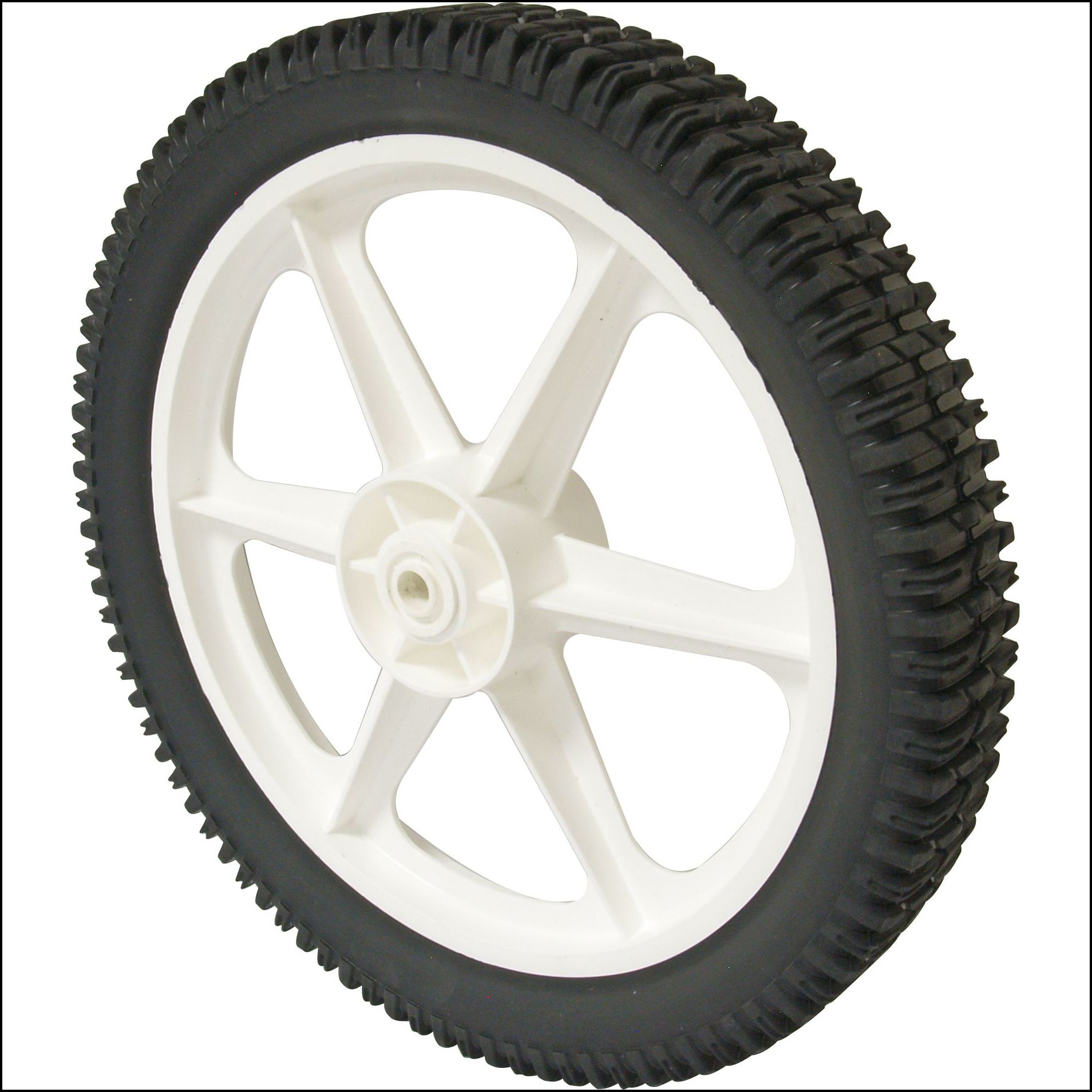 12 Inch Lawn Mower Wheels