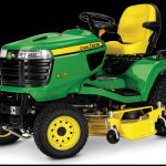 4 Wheel Drive Lawn Mower