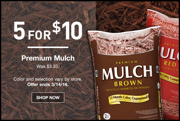 5 For 10 Mulch