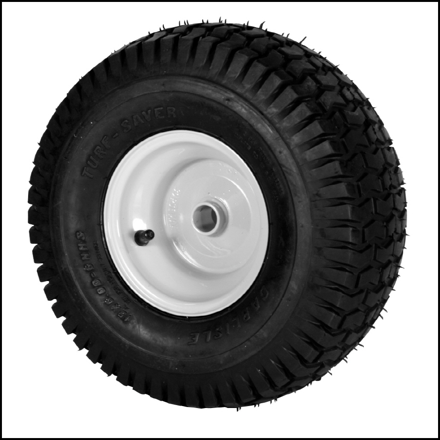8 Inch Lawn Mower Wheels