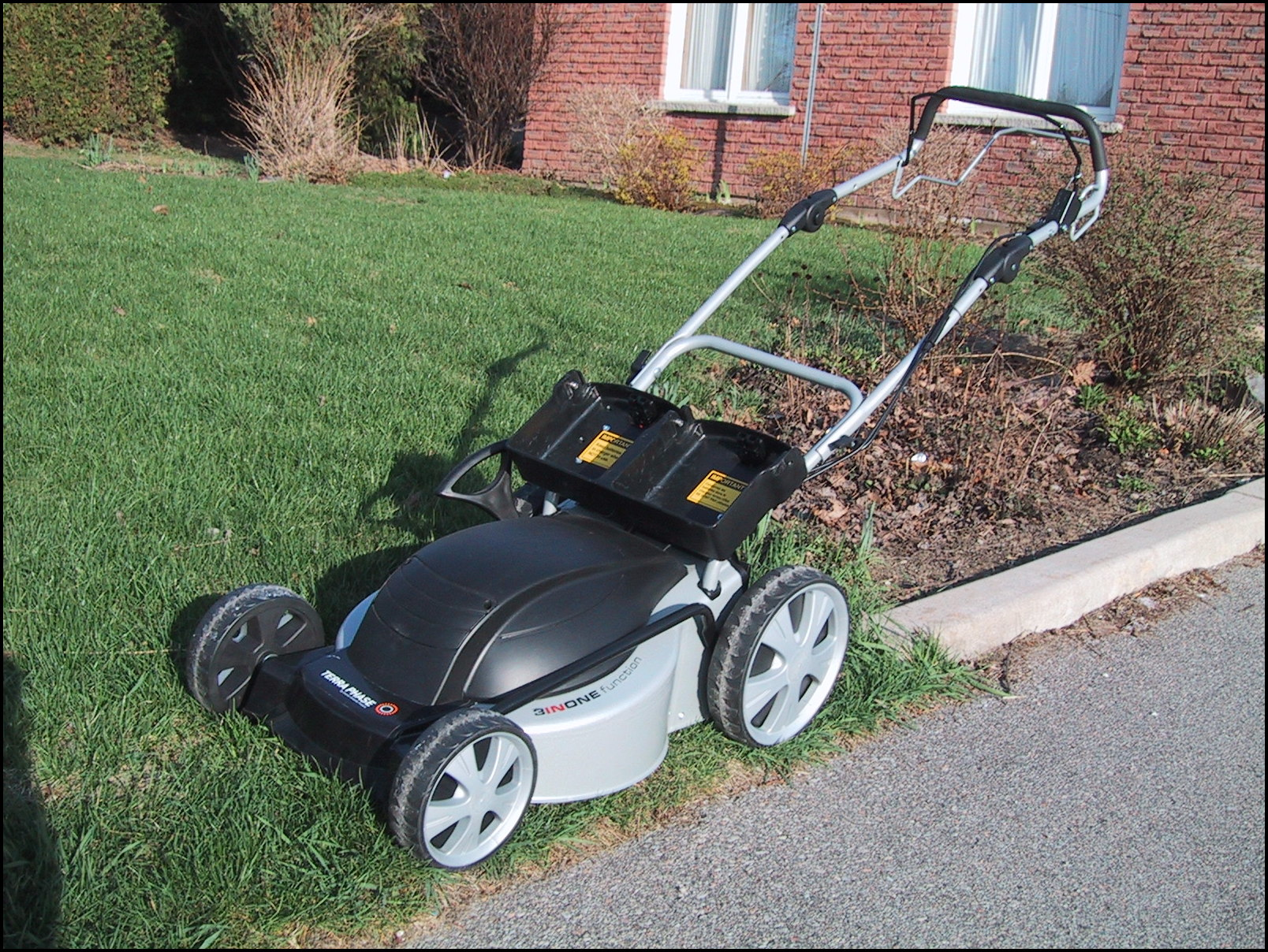 Advance Auto Lawn Mower Battery