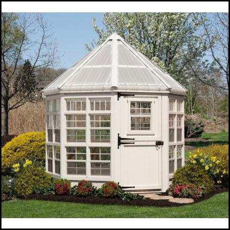Amish Greenhouse