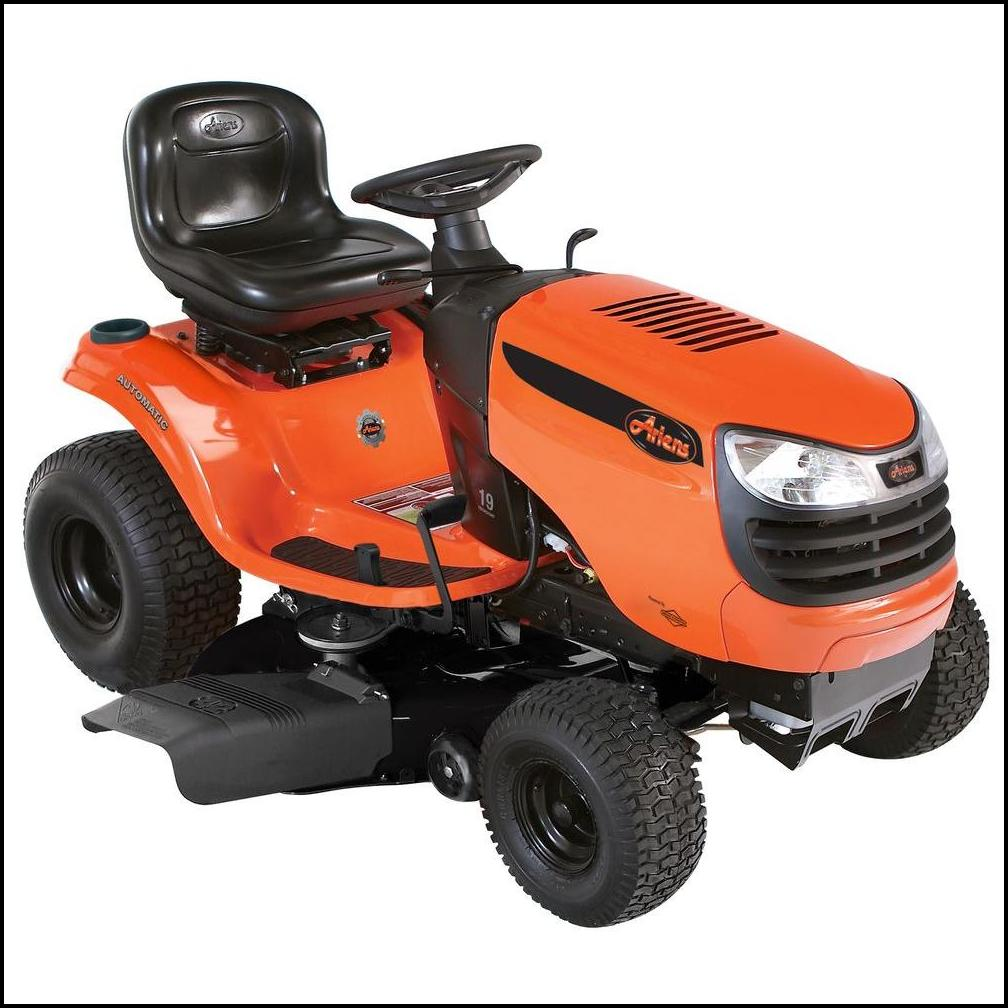 Ariens Riding Lawn Mower Reviews