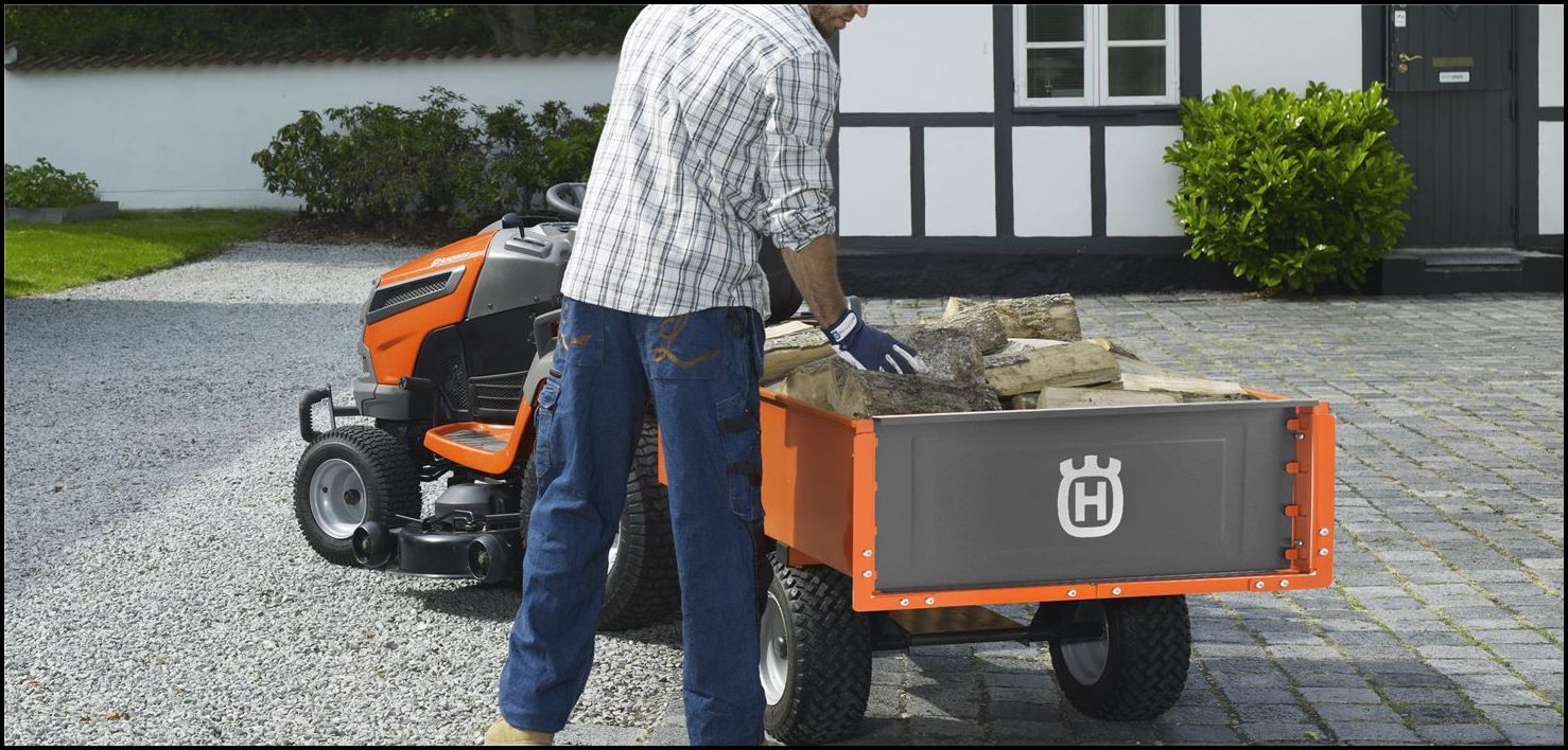 Attachments For Riding Lawn Mowers