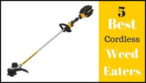 Best Battery Operated Weed Eater