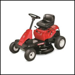 Best Small Riding Lawn Mower