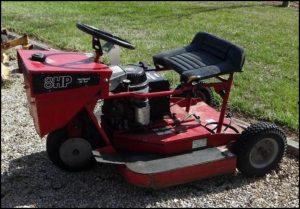 Big Lots Lawn Mowers