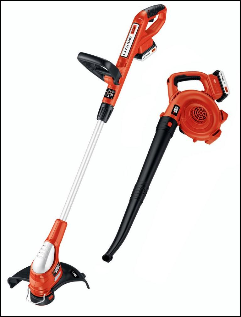 Black And Decker 20v Weed Eater | The Garden