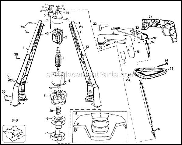 Black And Decker Weed Eater Parts