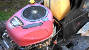 Briggs And Stratton Riding Lawn Mower Engine