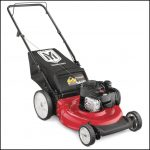 Briggs And Stratton Self Propelled Lawn Mower