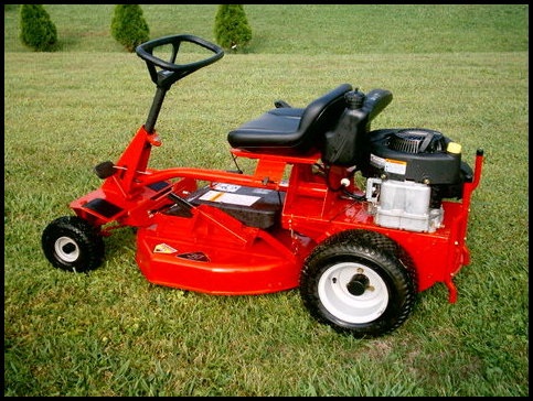 Cheap Used Riding Lawn Mowers