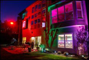 Color Changing Led Landscape Lighting