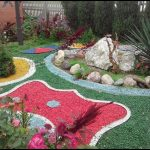 Colored Rocks For Landscaping