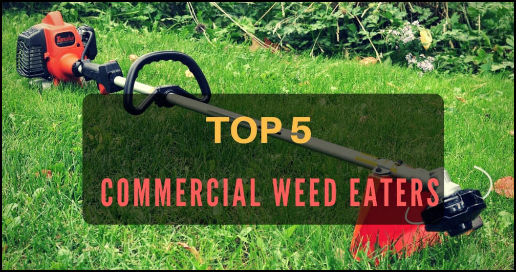 Commercial Grade Weed Eater