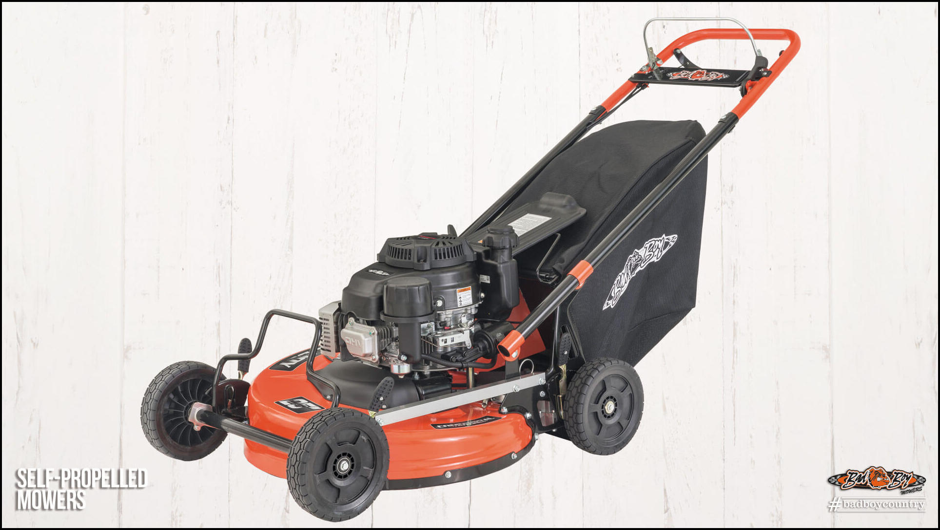 Commercial Push Lawn Mowers