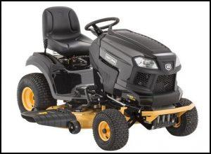 Costco Riding Lawn Mower
