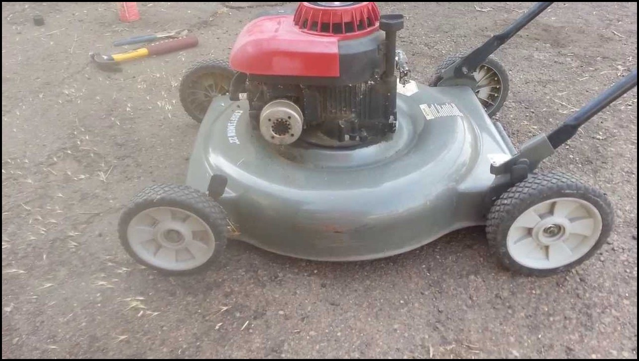 Craftsman 4.5 Hp Lawn Mower