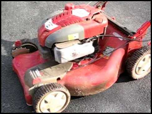 Craftsman 7 Hp Lawn Mower