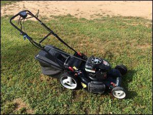 Craftsman Ez Walk Lawn Mower