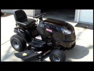 Craftsman Riding Lawn Mower Reviews