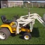 Cub Cadet Front End Loader