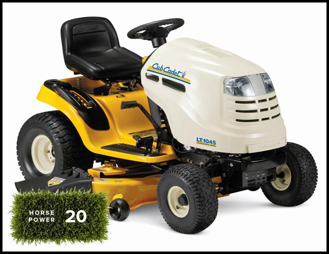 Cub Cadet Lawn Tractor Reviews