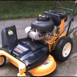Cub Cadet Push Mower Reviews