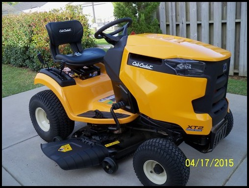 Cub Cadet Riding Mower Problems