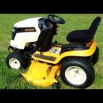 Cub Cadet Riding Mower Reviews