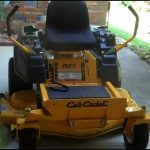 Cub Cadet Zero Turn Mower Problems