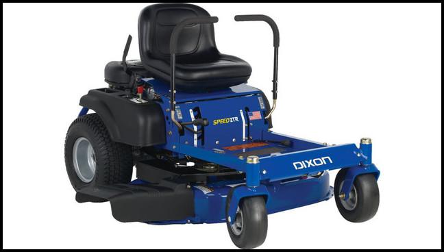 Dixon Lawn Mower Dealers