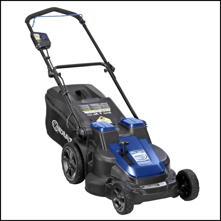 Electric Lawn Mower Lowes