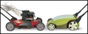 Electric Lawn Mower Vs Gas