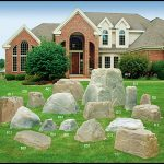 Fake Rocks For Landscaping